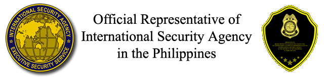 Official representative of International Security Agency in the Philippines