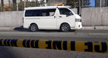 Businessman killed, woman injured in Edsa shooting