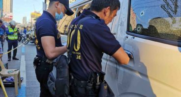 Driver killed in Manila shooting along EDSA